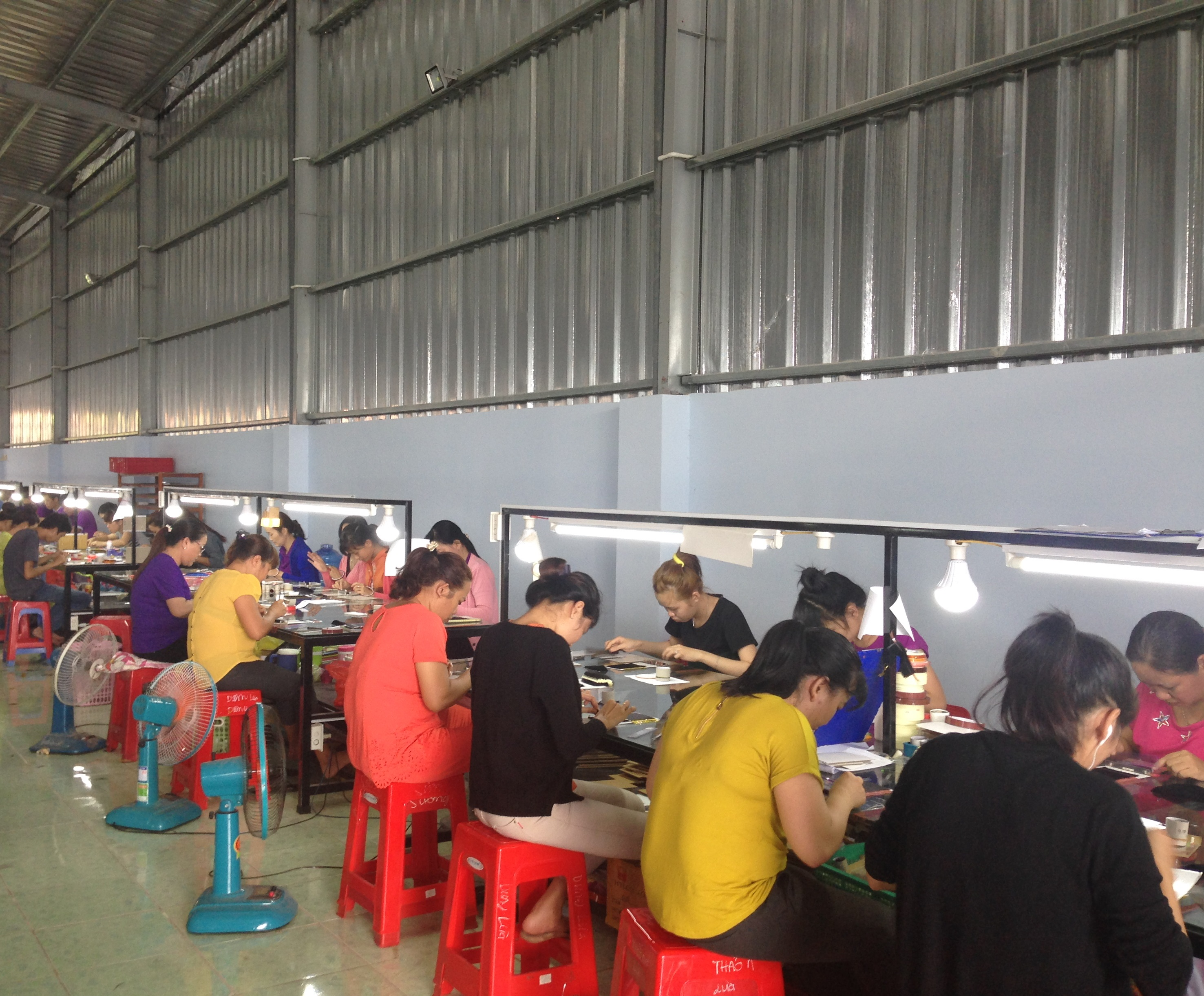 Factory of Lux Beauty Lashes