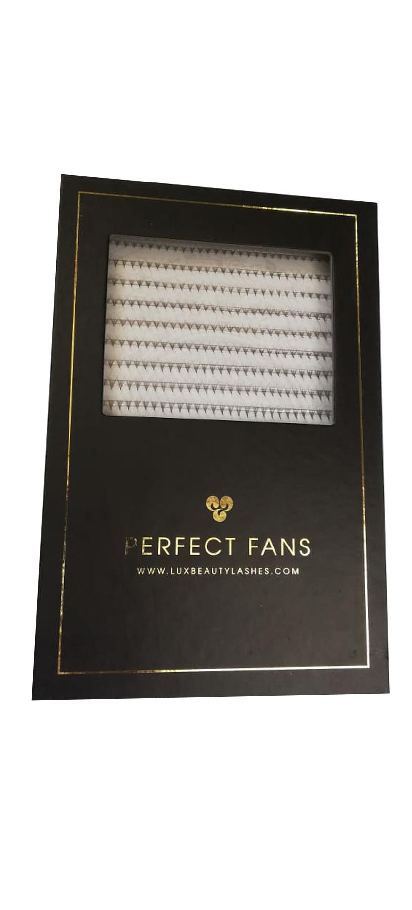 Perfect Fan - Premade Fan ( 6-20D)