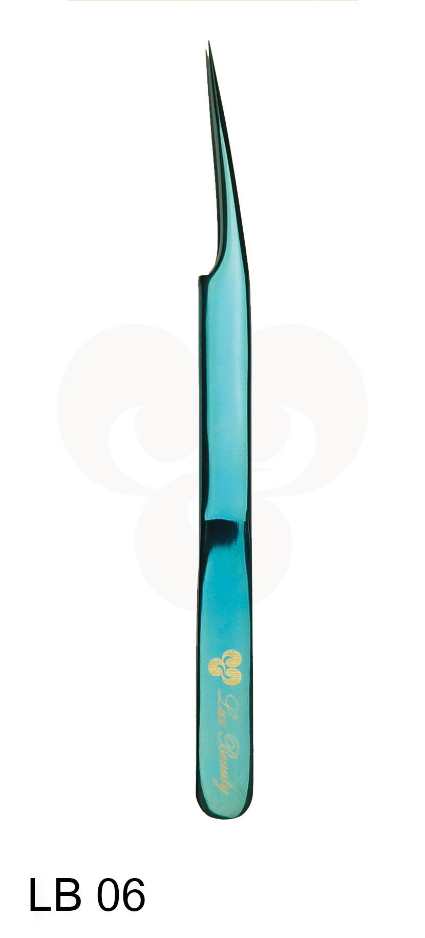 Straight Tweezers LB06
