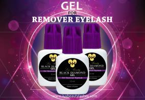 BLACK DIAMOND GEL FOR REMOVER EYELASH